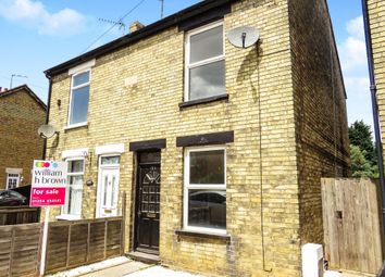 Thumbnail 2 bedroom semi-detached house for sale in Norwood Road, March