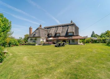Thumbnail 5 bed detached house for sale in West Challow, Wantage, Oxfordshire