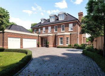 Eaton Park Road, Cobham, Surrey KT11. 6 bed detached house for sale