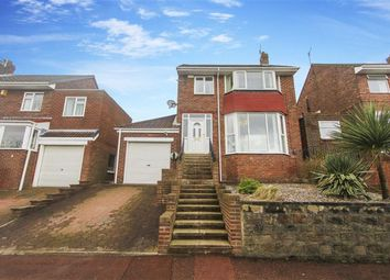 Thumbnail 3 bed detached house for sale in Cromwell Road, Whickham, Newcastle Upon Tyne