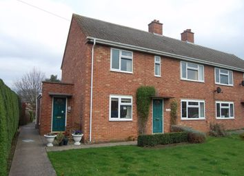 Thumbnail 2 bedroom flat to rent in Godmanchester, Huntingdon, Cambridgeshire