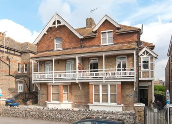 Thumbnail 1 bed flat for sale in Roxburgh Road, Westgate-On-Sea