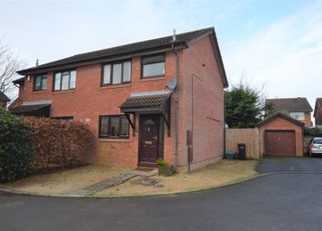 Thumbnail 3 bed semi-detached house for sale in Blackbird Close, Midsomer Norton, Radstock