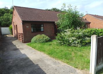 Thumbnail 2 bed semi-detached bungalow to rent in Chesterfield Road, Scunthorpe