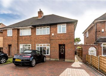 Thumbnail 3 bed semi-detached house for sale in Beck Lane, Beckenham