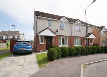 Thumbnail 3 bed semi-detached house for sale in 15 Alexander Mcleod Place, Stirling, Fallin FK7 7Hp, UK
