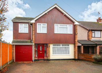 Thumbnail 5 bed detached house for sale in Woodside Avenue, Benfleet