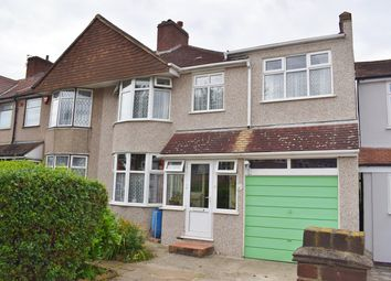 Thumbnail 4 bed end terrace house for sale in Harcourt Avenue, Sidcup, Kent