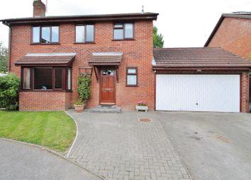 Thumbnail 4 bedroom detached house for sale in Waterloo Avenue, Basingstoke