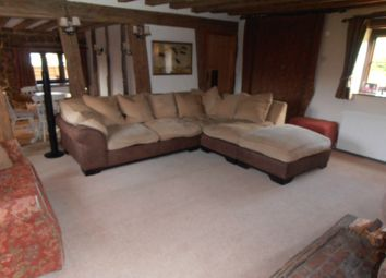 Thumbnail 4 bed detached house to rent in Mount Castle Lane, Lenham Heath