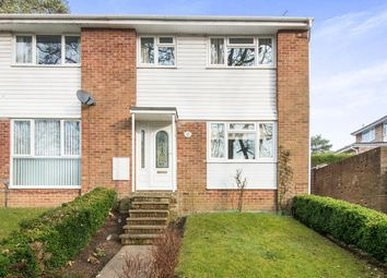 Thumbnail 3 bedroom property for sale in Dunster Close, Southampton