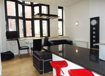 Thumbnail 1 bed flat to rent in The Leather Factor's, Rutland Street, Leicester