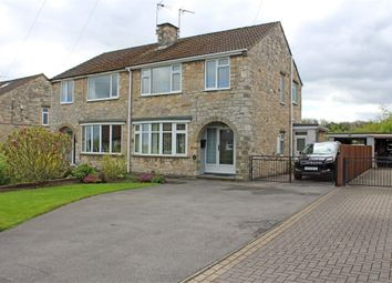 Thumbnail 3 bed semi-detached house for sale in Mill Lane, Stutton, Tadcaster, North Yorkshire