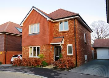 Thumbnail 4 bedroom detached house for sale in Bramble Way, Crawley Down, Crawley