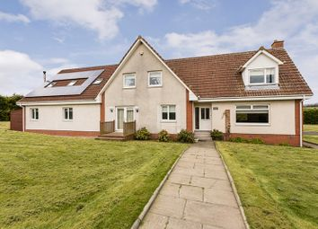 Thumbnail 5 bed detached house for sale in Sauchenford, Plean, Stirling, Stirlingshire