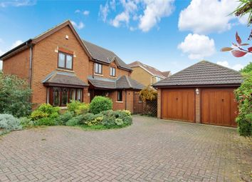 Thumbnail 4 bed detached house for sale in Diswell Brook Way, Deanshanger, Milton Keynes, Northamptonshire