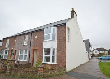 Thumbnail 3 bedroom end terrace house to rent in Grove Road, Chichester