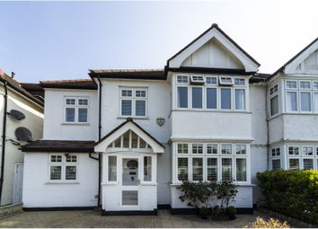 Thumbnail 5 bed semi-detached house for sale in Staveley Road, Chiswick