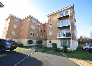 Thumbnail 2 bed flat for sale in Greenview Drive, London