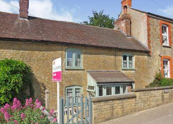 Thumbnail 2 bed terraced house for sale in Sansomes Hill, Milborne Port, Sherborne