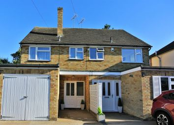 Thumbnail 3 bed property for sale in Crockford Park Road, Addlestone