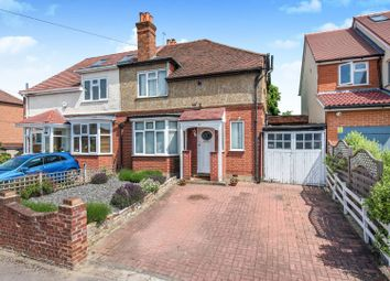 Thumbnail 4 bedroom semi-detached house for sale in Wood Lane, Isleworth
