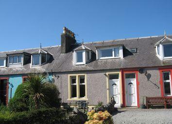Thumbnail 2 bed terraced house for sale in 3 Burnbank, Stranraer