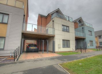 Thumbnail 3 bed town house to rent in Bellshiel Grove, Newcastle Upon Tyne