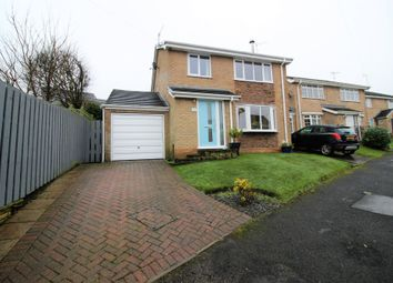 Thumbnail 3 bed detached house for sale in Storth Meadow Road, Glossop