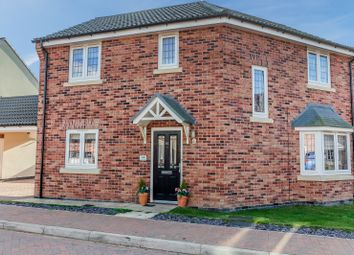 Thumbnail 3 bed detached house for sale in Dove Meadow, Derby