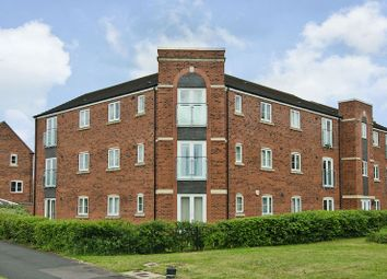 Thumbnail 2 bed flat for sale in Waterloo Croft, Lichfield