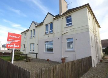 Thumbnail 2 bed flat for sale in Gourlay Crescent, St Monans, Fife