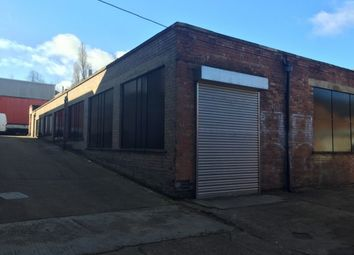 Thumbnail Light industrial to let in Unit C11, Hartley Business Centre, Haydn Road, Nottingham
