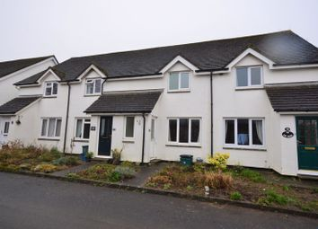 Thumbnail 2 bed terraced house to rent in 14 Bretteville Close, Chagford, Devon