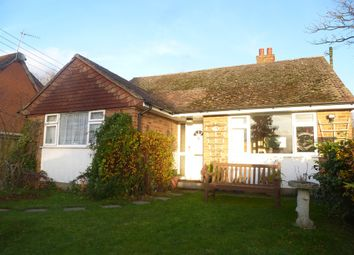 Thumbnail 3 bed detached bungalow for sale in Redbrook Street, Woodchurch, Ashford