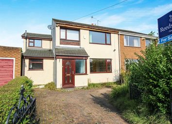 Thumbnail 5 bedroom semi-detached house to rent in Kenilworth Drive, Heswall, Wirral