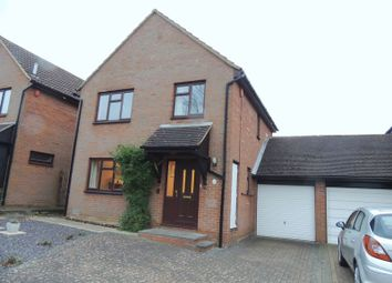 Thumbnail 3 bed link-detached house for sale in The Spinney, Bradwell, Milton Keynes