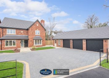 Thumbnail 4 bed detached house for sale in The Paddocks, Coventry Road, Bulkington