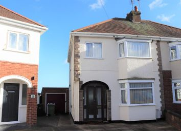 Thumbnail 3 bed semi-detached house for sale in Coxs Close, Nuneaton
