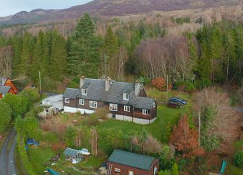 Thumbnail 3 bed semi-detached house for sale in Forest Cottages, Rowardennan, Stirlingshire