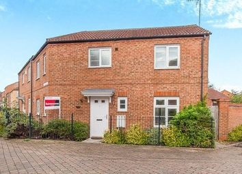 Thumbnail 3 bedroom semi-detached house for sale in Barley Mews, Peterborough, Cambs
