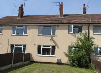 Thumbnail 1 bed flat for sale in Eaton Road, Rocester, Uttoxeter, Staffordshire