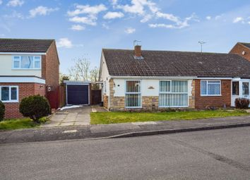 Thumbnail 2 bed bungalow for sale in Britford Avenue, Wigston, Leicester