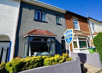 Thumbnail 3 bed terraced house for sale in Swift Road, Woolston, Southampton
