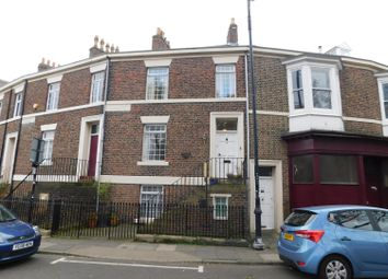 Thumbnail 4 bed terraced house for sale in Huntingdon Place, Tynemouth, North Shields