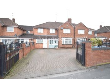 Thumbnail 5 bed semi-detached house for sale in Rydding Lane, West Bromwich, West Midlands