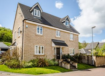 Thumbnail 5 bed detached house for sale in Golding Hop Close, Halifax