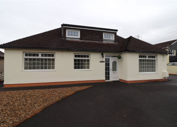 Thumbnail 4 bed bungalow for sale in Tyle Garw, Pontyclun, Cf