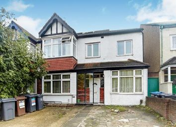 Thumbnail 4 bed semi-detached house for sale in Lower Addiscombe Road, Croydon, Surrey, .