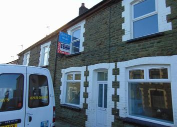 Thumbnail 3 bed terraced house to rent in Oxford Street, Maerdy, Ferndale
